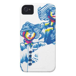 Carcasa Para iPhone 4 wondercrowd-tentáculos