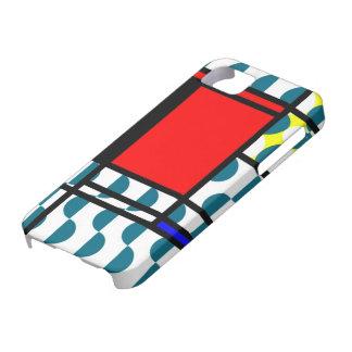 Carcasa para Iphone 5 Arte retro