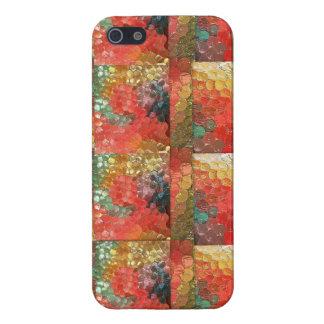 Carcasa Para iPhone 5 Caso de moda de Iphone una obra de arte/los
