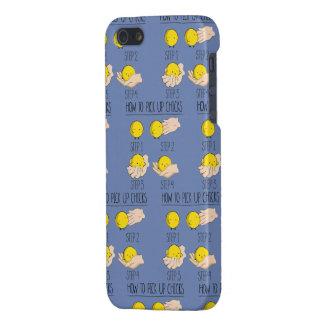 Carcasa Para iPhone 5 Cómo coger de polluelos