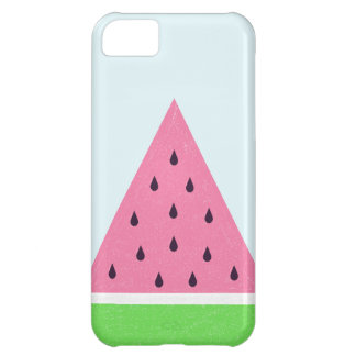Carcasa Para iPhone 5C Caja de la sandía iPhone/iPad