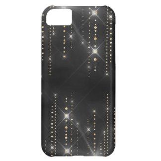 Carcasa Para iPhone 5C Caja del confeti de la chispa