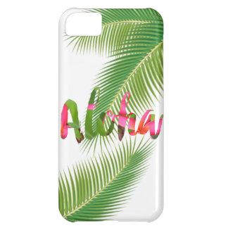 Carcasa Para iPhone 5C caja del teléfono de la hawaiana