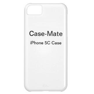 Carcasa Para iPhone 5C Haga su propio caso del iPhone 5C de la casamata