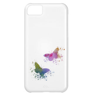 Carcasa Para iPhone 5C Mariposas