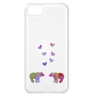 Carcasa Para iPhone 5C Oso Cubs