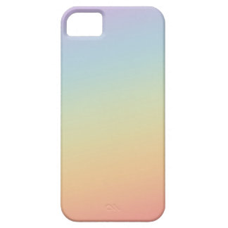 Carcasa para Iphone gradiente de arcoiris