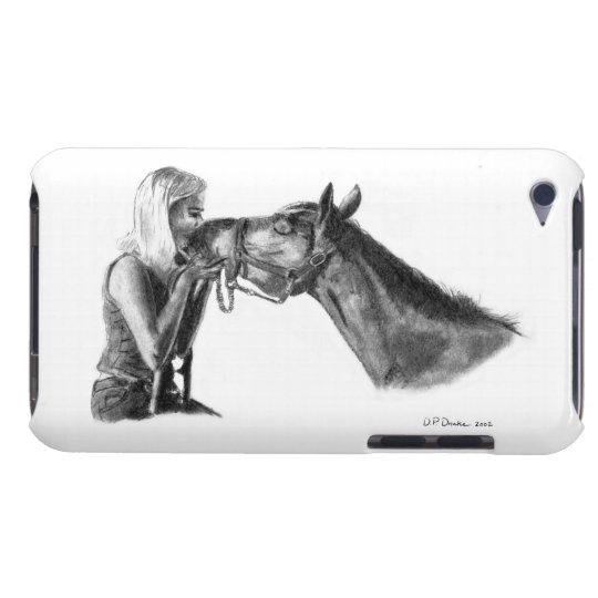 Carcasa Para iPod Besos del caballo