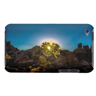 Carcasa Para iPod Parque de Joshua TreeNational de la salida del sol