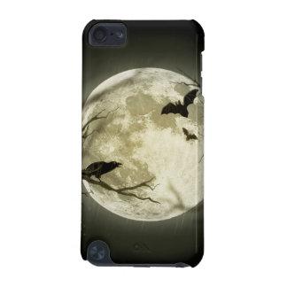 Carcasa Para iPod Touch 5 Luna de Halloween - ilustracion de la Luna Llena