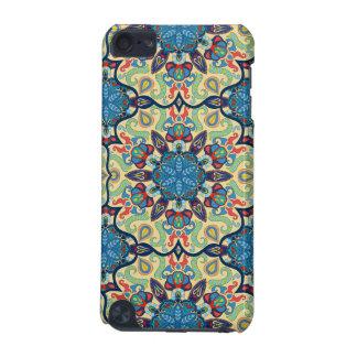 Carcasa Para iPod Touch 5 Modelo floral étnico abstracto colorido de la