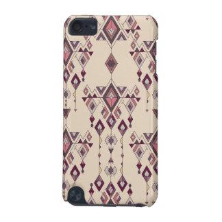 Carcasa Para iPod Touch 5 Ornamento azteca tribal étnico del vintage
