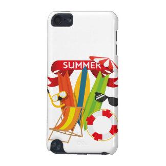 Carcasa Para iPod Touch 5 Playa Watersports del verano