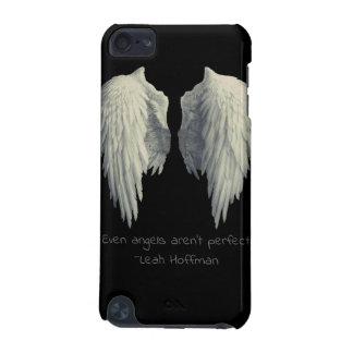 Carcasa Para iPod Touch 5G Alas y cita del ángel
