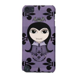 Carcasa Para iPod Touch 5G Chica gótico del vampiro