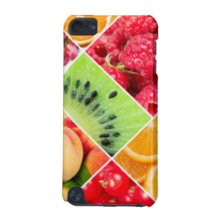 Carcasa Para iPod Touch 5G Diseño colorido del modelo del collage de la fruta
