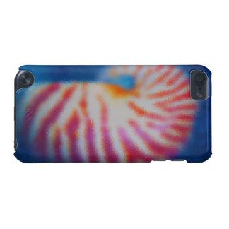 Carcasa Para iPod Touch 5G Mar Shell debajo del agua
