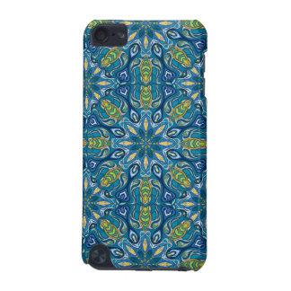 Carcasa Para iPod Touch 5G Modelo floral étnico abstracto colorido de la