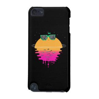 Carcasa Para iPod Touch 5G Puesta del sol feliz