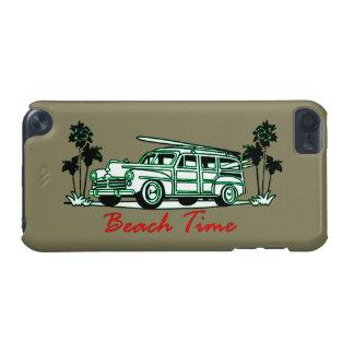 Carcasa Para iPod Touch 5G Tiempo de la playa