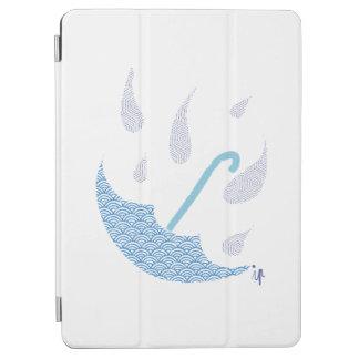 Carcasa paraguas celeste para ipad cubierta de iPad air
