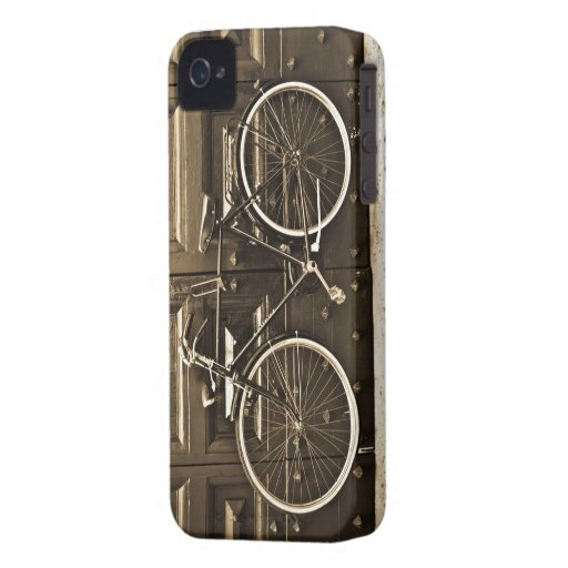 "Carcasa protector BLACKBERRY BOLD ""PIAZZA NOVONA"" iPhone 4 Cobertura"