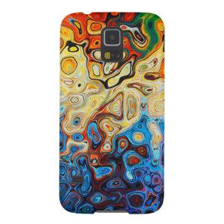 Carcasa samsung galaxy s5 crazy colours