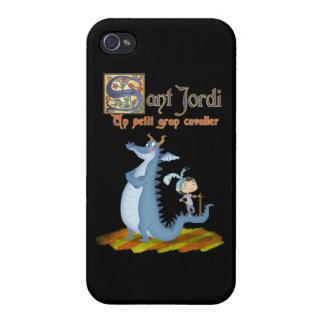 Carcasa Sant Jordi iphone 4 iPhone 4 Cárcasas