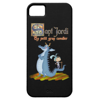 Carcasa Sant Jordi iphone 5 iPhone 5 Protector