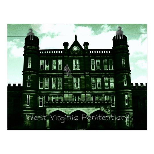 Cárcel de Virginia Occidental Postal