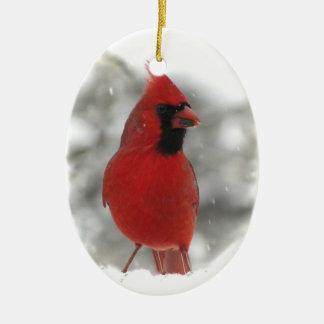 Cardinal Adorno De Navidad