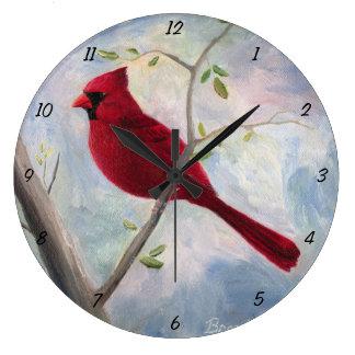 Cardinal Reloj Redondo Grande