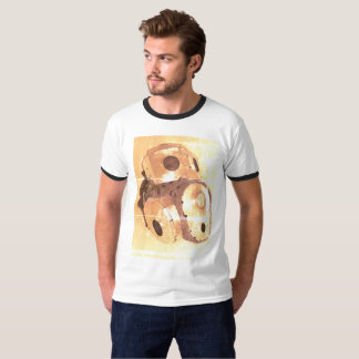 careta antigás camiseta