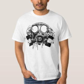 Careta antigás de Hiphop Camiseta