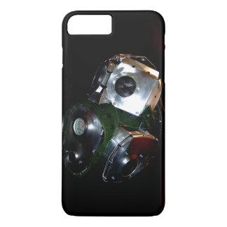 careta antigás funda iPhone 7 plus
