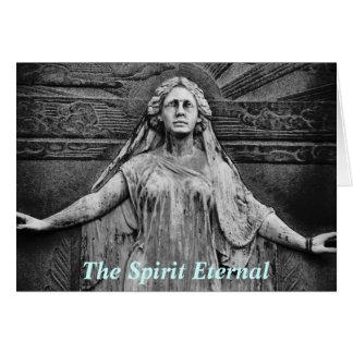 Carga de la tarjeta de condolencia de Wiccan de la
