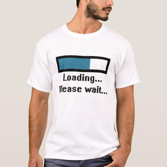Carga… Espere por favor… Camiseta