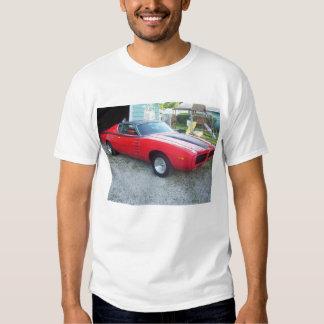 Cargador Rallye de 72 Dodge Camiseta