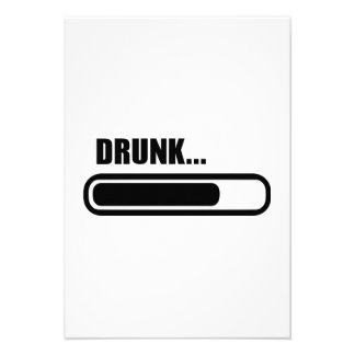 Cargamento borracho invitación