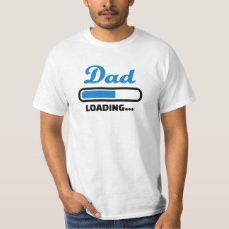 Cargamento del papá camisas