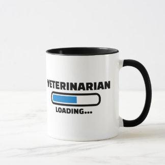 Cargamento veterinario taza