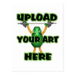 cargue su arte a las plantillas por Valxart.com Postales
