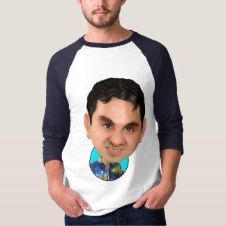 Caricatura 3D T-shirt02 Camisas