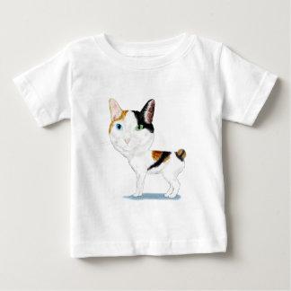 Caricatura Bobtail japonesa Camisas