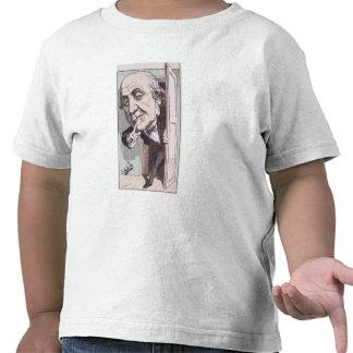 Caricatura de Albert, Duc de Broglie Camiseta