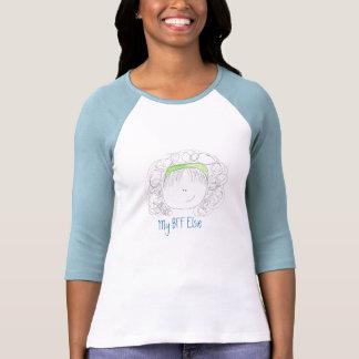 Caricatura de encargo para Elsie Camisetas