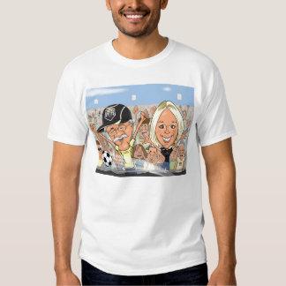 Caricatura de Megan Camisetas