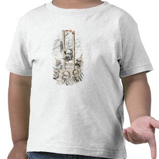 Caricatura de Napoleon III Otto Camisetas