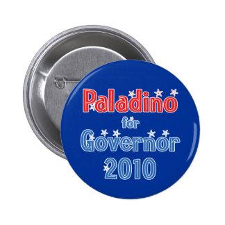 Carl Paladino para el diseño de la estrella del go Chapa Redonda De 5 Cm