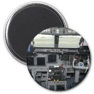 Carlinga de aviones de Sim del transbordador espac Iman